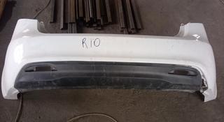 Задний бампер на Kia Rio за 75 000 тг. в Алматы