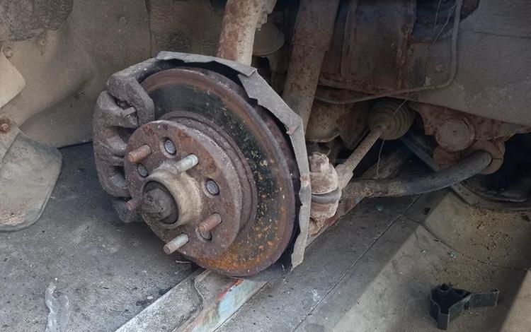 Цапфа ступица рычаги за 100 тг. в Алматы