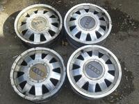 Оригинальные легкосплавные диски на Audi (Германия R15 5*112 ЦО57 за 50 000 тг. в Нур-Султан (Астана)