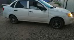 ВАЗ (Lada) Granta 2190 (седан) 2014 года за 2 150 000 тг. в Актобе – фото 2