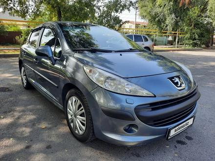 Peugeot 207 2008 года за 2 700 000 тг. в Алматы