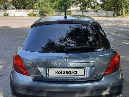 Peugeot 207 2008 года за 2 700 000 тг. в Алматы – фото 6