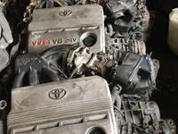 Двигатель Lexus RX 300 4wd 2wd за 400 000 тг. в Семей