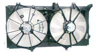 Диффузор радиатора в сборе Toyota Camry AVV50 2ar 11- за 21 500 тг. в Алматы