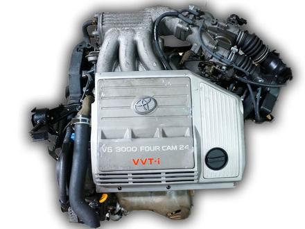 Двигатель Toyota Windom (тойота виндом) за 100 000 тг. в Алматы – фото 4