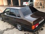 ВАЗ (Lada) 21099 (седан) 2002 года за 1 200 000 тг. в Алматы – фото 5