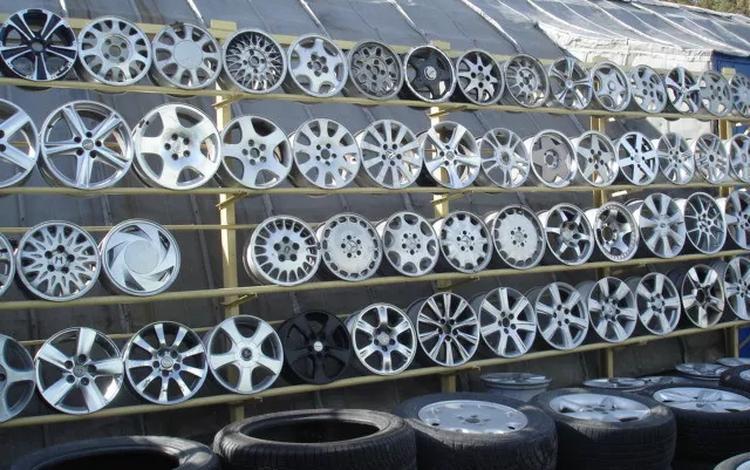 Литые диски на иномарки за 77 777 тг. в Павлодар