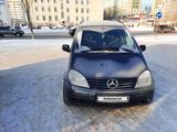 Mercedes-Benz Vaneo 2002 года за 3 200 000 тг. в Нур-Султан (Астана) – фото 3