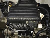 Двигатель CWVA 1.6 MPI 110л с за 555 тг. в Костанай