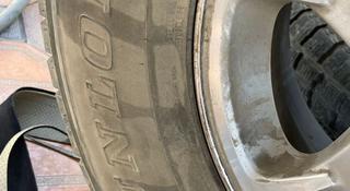 Шины с дисками из Японии на Паджеро V6 за 180 000 тг. в Алматы