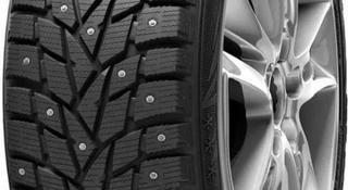 215/65R16 Dunlop Grandtrek ICE 02 (шип) за 27 500 тг. в Алматы