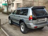 Mitsubishi Montero Sport 2001 года за 3 000 000 тг. в Алматы – фото 4