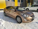 Hyundai Elantra 2014 года за 5 300 000 тг. в Нур-Султан (Астана) – фото 2