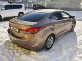Hyundai Elantra 2014 года за 5 300 000 тг. в Нур-Султан (Астана) – фото 3