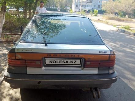 Mitsubishi Galant 1989 года за 270 000 тг. в Сатпаев – фото 2