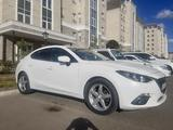 Mazda 3 2015 года за 5 600 000 тг. в Нур-Султан (Астана)