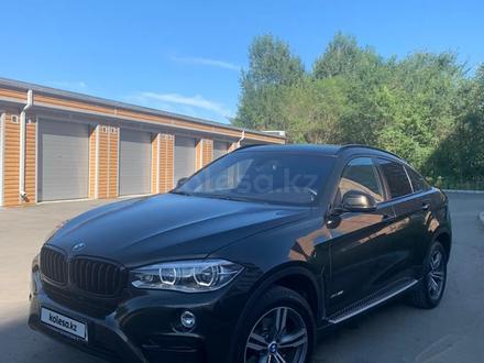 BMW X6 2016 года за 20 500 000 тг. в Усть-Каменогорск