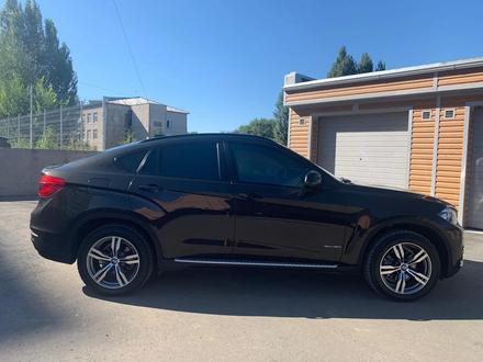 BMW X6 2016 года за 20 500 000 тг. в Усть-Каменогорск – фото 2
