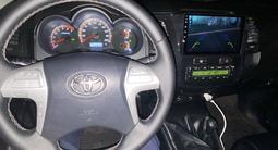 Toyota Hilux 2014 года за 12 100 000 тг. в Алматы – фото 4