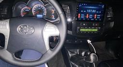Toyota Hilux 2014 года за 12 100 000 тг. в Алматы – фото 5
