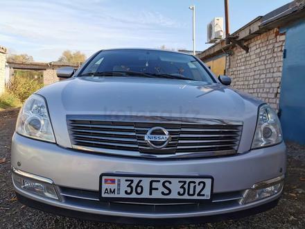 Nissan Teana 2008 года за 2 600 000 тг. в Актобе – фото 6