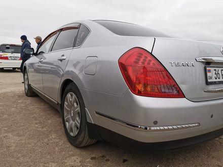 Nissan Teana 2008 года за 2 600 000 тг. в Актобе – фото 10