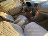 Lexus RX 300 2001 года за 4 800 000 тг. в Талдыкорган – фото 4