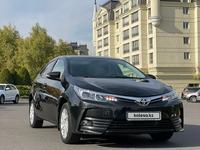 Toyota Corolla 2018 года за 8 700 000 тг. в Алматы