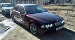 BMW 520 1996 года за 2 350 000 тг. в Караганда – фото 4