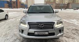 Lexus LX 570 2013 года за 22 000 000 тг. в Нур-Султан (Астана)
