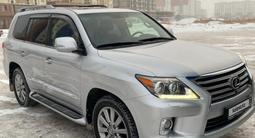 Lexus LX 570 2013 года за 22 000 000 тг. в Нур-Султан (Астана) – фото 3