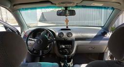 Chevrolet Lacetti 2008 года за 2 480 000 тг. в Шымкент – фото 4