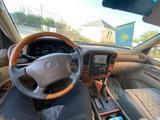 Lexus LX 470 1999 года за 8 000 000 тг. в Актобе – фото 5