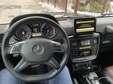 Mercedes-Benz G 63 AMG 2013 года за 31 200 000 тг. в Алматы – фото 5