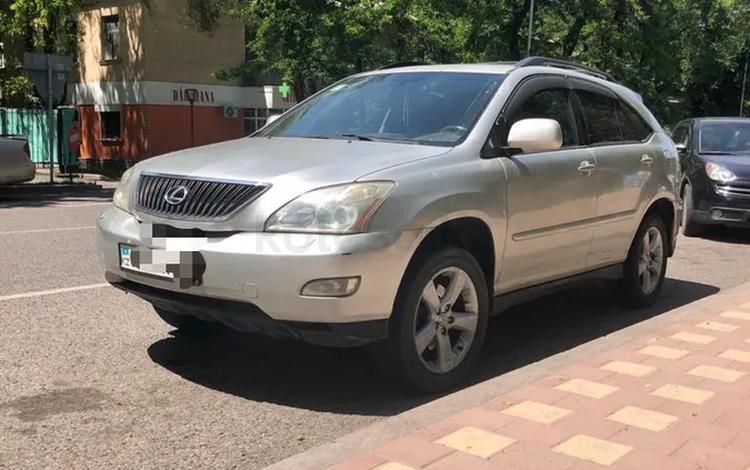 Lexus RX 330 2004 года за 6 200 000 тг. в Алматы