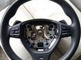 Оригинальный руль с Airbag BMW m5 f10 с подогревом за 420 000 тг. в Алматы – фото 4
