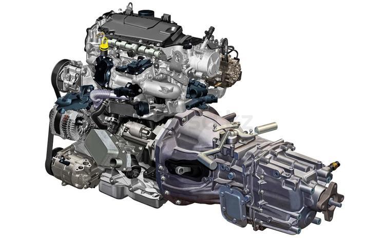 Контрактный двигатель Chevrolet за 170 999 тг. в Актобе