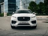 Jaguar F-Pace 2017 года за 23 550 000 тг. в Алматы – фото 4