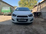 Chevrolet Aveo 2013 года за 3 500 000 тг. в Шымкент