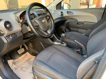 Chevrolet Aveo 2013 года за 3 500 000 тг. в Шымкент – фото 11