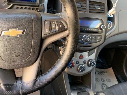 Chevrolet Aveo 2013 года за 3 500 000 тг. в Шымкент – фото 12