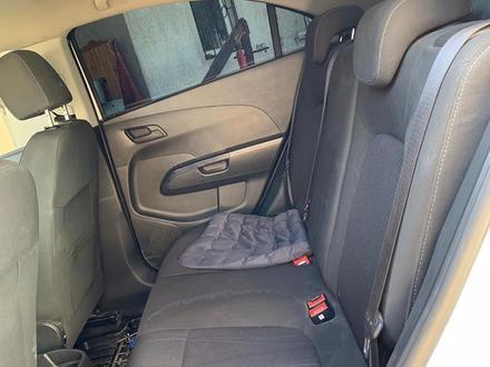 Chevrolet Aveo 2013 года за 3 500 000 тг. в Шымкент – фото 15