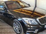 Mercedes-Benz S 500 2013 года за 23 500 000 тг. в Тараз
