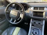 Land Rover Range Rover Evoque 2012 года за 9 900 000 тг. в Алматы – фото 5