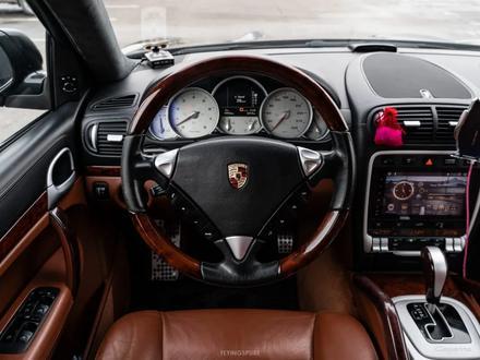 Porsche Cayenne 2007 года за 8 200 000 тг. в Алматы – фото 14