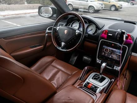 Porsche Cayenne 2007 года за 8 200 000 тг. в Алматы – фото 15