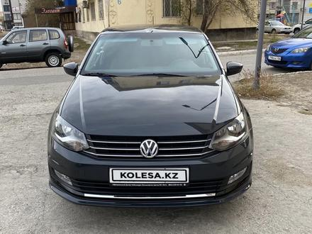 Volkswagen Polo 2018 года за 4 000 000 тг. в Атырау