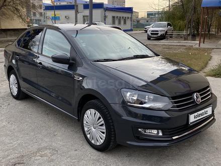 Volkswagen Polo 2018 года за 4 000 000 тг. в Атырау – фото 3