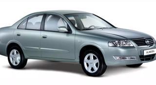 Разбор Nissan Almera в Алматы