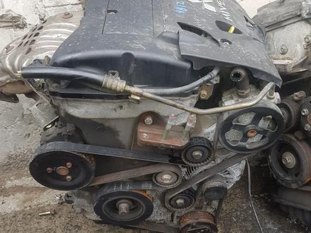 Контрактный двигатель из Японии на Mitsubishi Outlander, 4b12, 2.4 бензин за 430 000 тг. в Алматы – фото 3